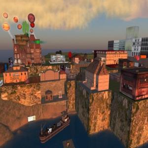 Pohanzi ... in Second Life