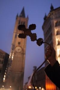 Il campanile di Parma