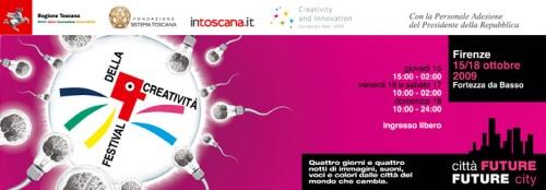 Festival della Creativita' 2009