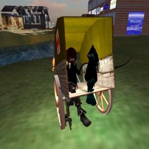 Due Italiani in fuga, cacciati da Second Life