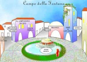 Campodella Fontana, in Pegacity II Millennio