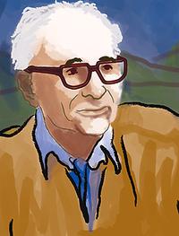 Levi Strauss (Ritratto di Pablo Secca)