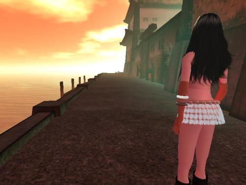 tramonto, FOTO DI PAPPER PAPP, per Crashinews