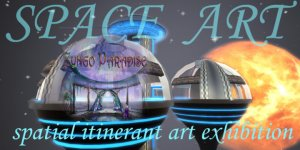 Space Art, mostra itinerante in Second Life