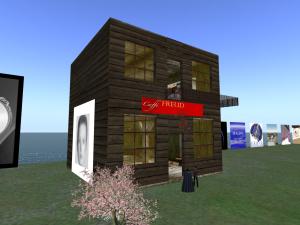 Caffe Freud a Rodasia