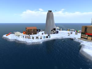 Rodasia, in Second Life: l'angolo della memoria